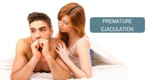 How does 5-HTP helps with premature ejaculation?