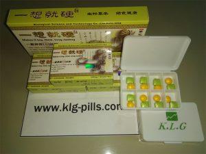 KLG Herbal Pills