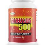 Tribulus 500 Male Hormone Pills Testosterone Booster